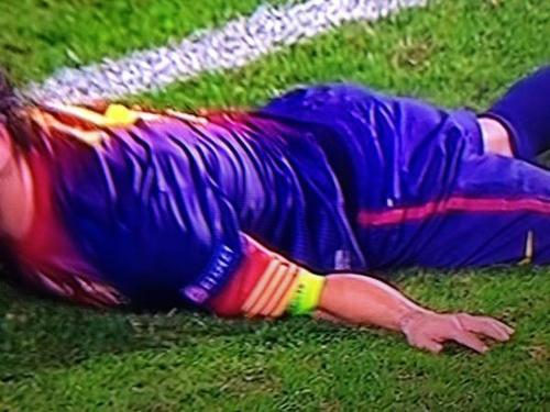 blessure-puyol-fc-barcelone-benfica