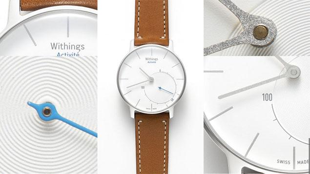 withings-activité